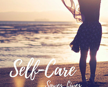 SELF-CARE SAVES LIVES