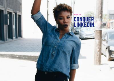 Make LinkedIN Your B!&@%